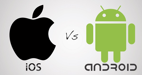 Android iOS 比較